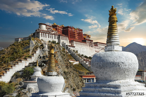image of destination tibet
